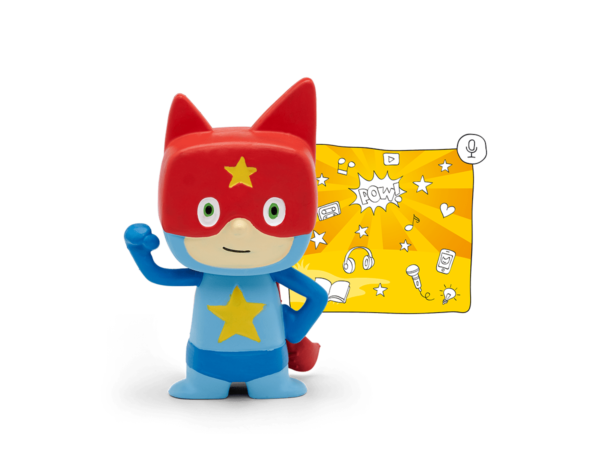 Tonies Creative Tonie – Superhero Boy