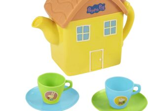 Peppa Pig House Tea Set