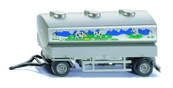 Siku Trailer for Milk Collecting Truck