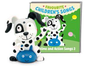 Tonies Favourite Children's Songs 2 – Playtime Tonie Audio Character