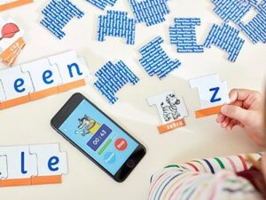 Orchard Toys Speed Spelling Game