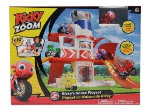 Ricky Zoom Ricky's House Playset