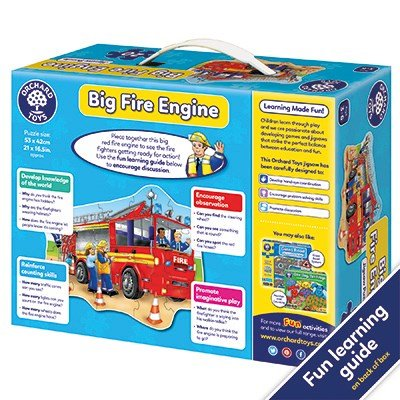 Orchard Toys Big Fire Engine