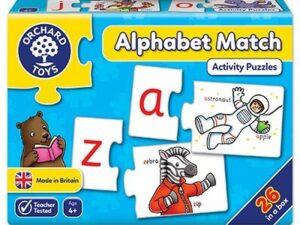Orchard Toys Alphabet Match Jigsaw Puzzle