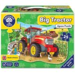 Big Tractor Jigsaw