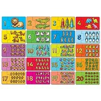 Match & Count Jigsaw Puzzle