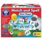 Match & Spell – Next Steps