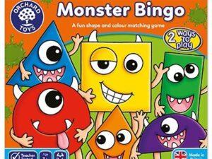 Monster Bingo