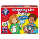 Shopping List Extras – Clothes