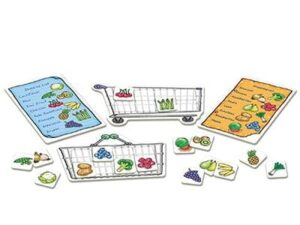 Shopping List Extras – Fruit & Veg