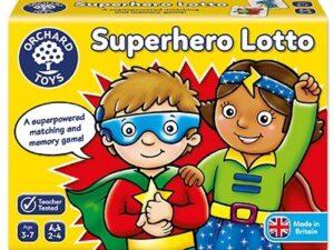 Superhero Lotto