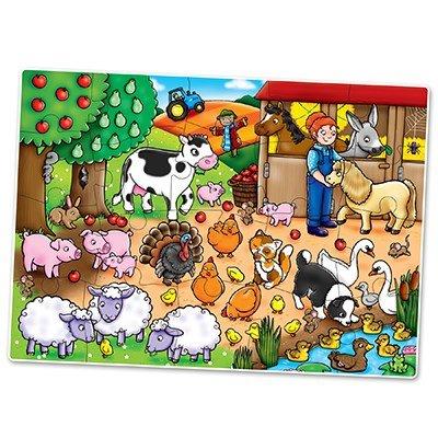 Who's On The Farm