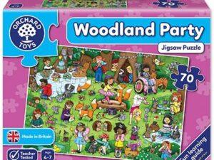Orcahrd Toys Woodland Party