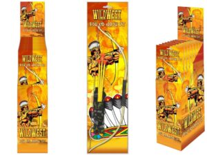 Wild West Bow And Arrow Set