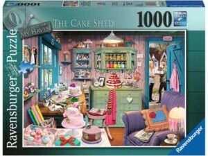 Ravensburger The Cake Shed 1000pc