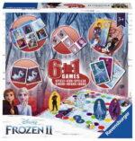 Ravensburger Frozen 2 6-in-1 Games