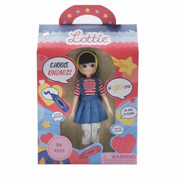 Lottie Dolls Be Kind