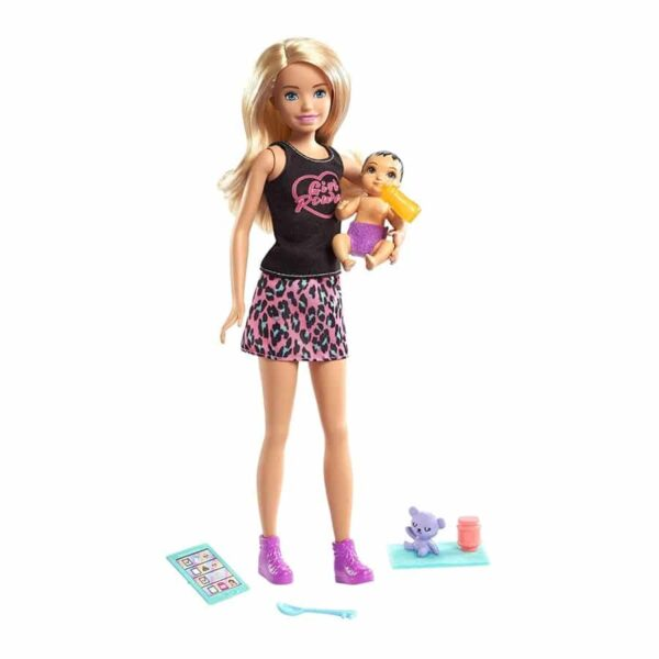Barbie Skipper Babysitter Doll Assorted