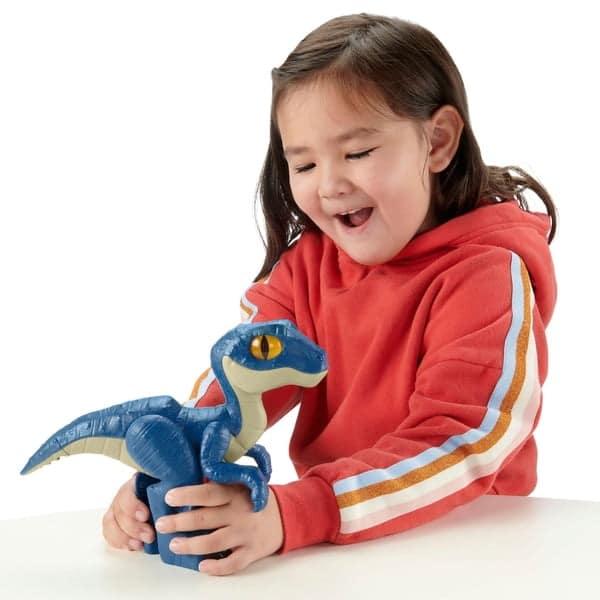 Imaginext Jurassic World Raptor Extra Large