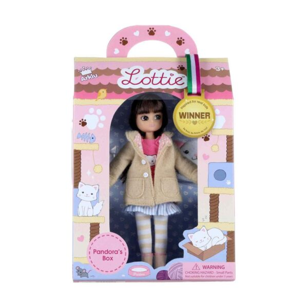 Lottie Dolls Pandora's Box