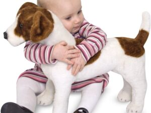 Melissa and Doug Jack Russell Terrier – Soft Toy