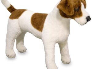 Melissa and Doug Jack Russell Terrier - Soft Toy