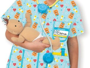 Melissa and Doug Pediatric Nurse Costume