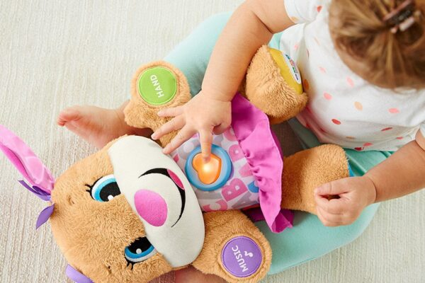 Fisher Price Laugh and Learn Smart Stages Sis FPP51