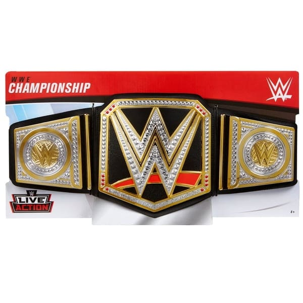 WWE Championship Belt - Assorted