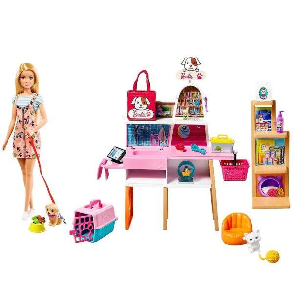 Barbie Pet Supply Store