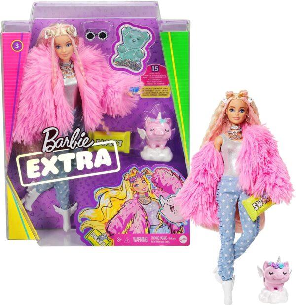 Barbie Extra Fashionista Doll Grn28