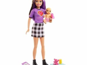 Barbie Skipper Babysitter Doll