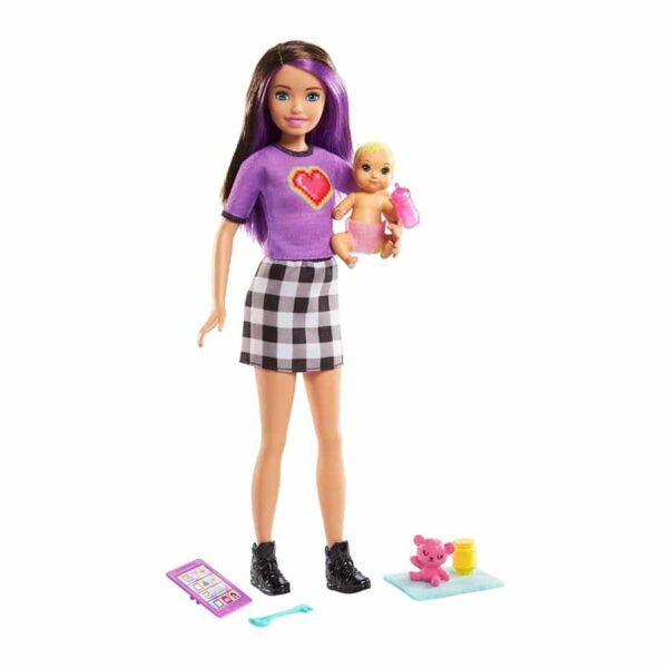 Barbie Skipper Babysitter Doll