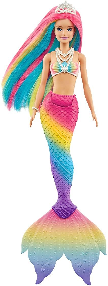 Barbie Colour Change Mermaid