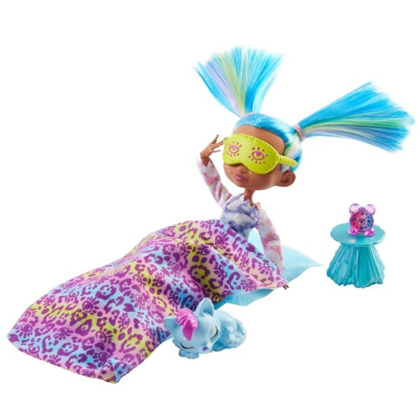 Cave Club Wild About Sleep Overs Tella Doll