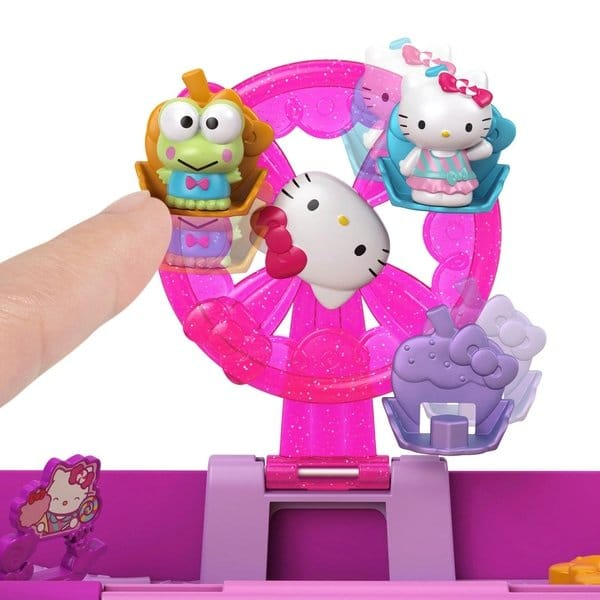 Hello Kitty and Friends Mini Carnival Pencil Playset