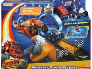 Blaze and The Monster Machines Mud Pit Race Track