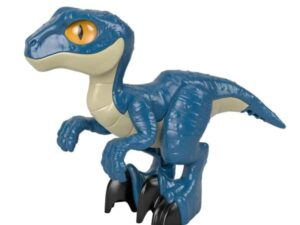 Imaginext Jurassic World Raptor Extra Large