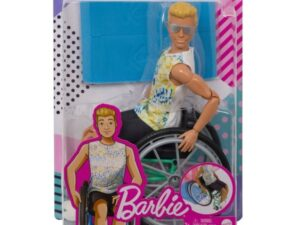 Barbie Ken Wheel Chair Doll
