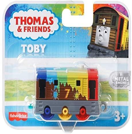 Thomas and Friend Rainbow Toby