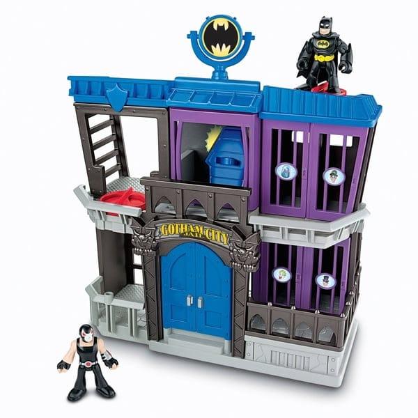 Imaginext Gotham City Jail Playset