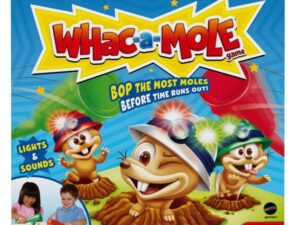Whac-a-Mole Kids Game