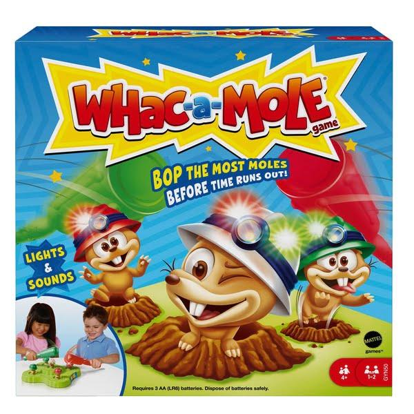 Whac-a-Mole Kids Game