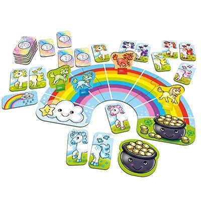 Orchard Toys Rainbow Unicorns Game