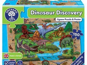 Orchard Toys Dinosaur Discovery Jigsaw