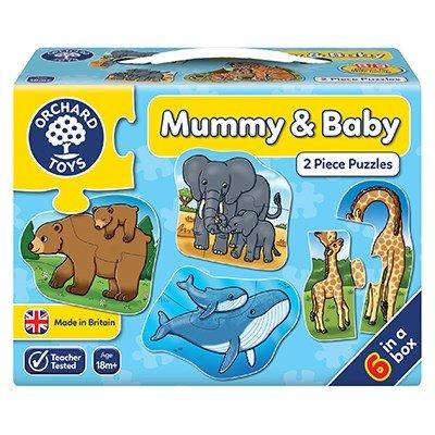 Orchard Toys Mummy & Baby Jigsaw Puzzle