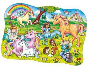 Orchard Toys Unicorn Friends Jigsaw Puzzle