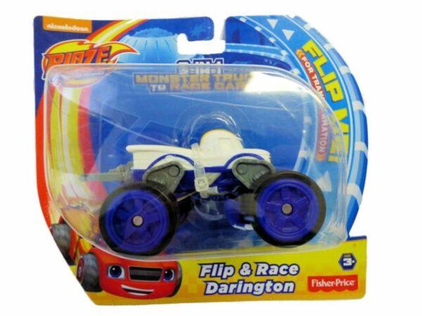 Fisher-Price® Nickelodeon™ Blaze and the Monster Machines™ Flip & Race Darington