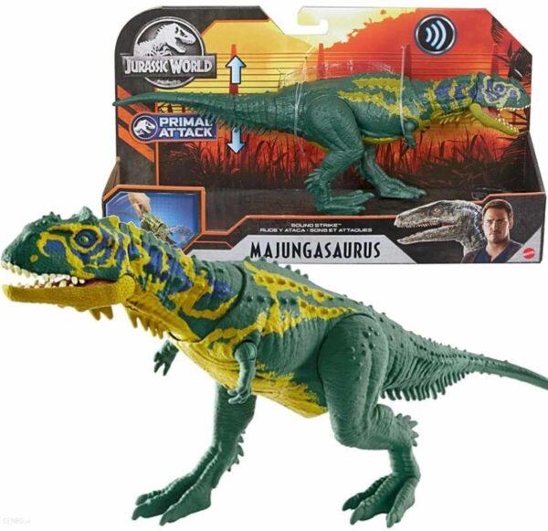 Jurassic World Sound Strike Dinosaur