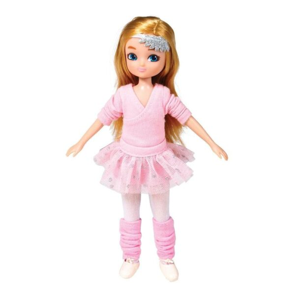 Lottie Dolls Ballet Class